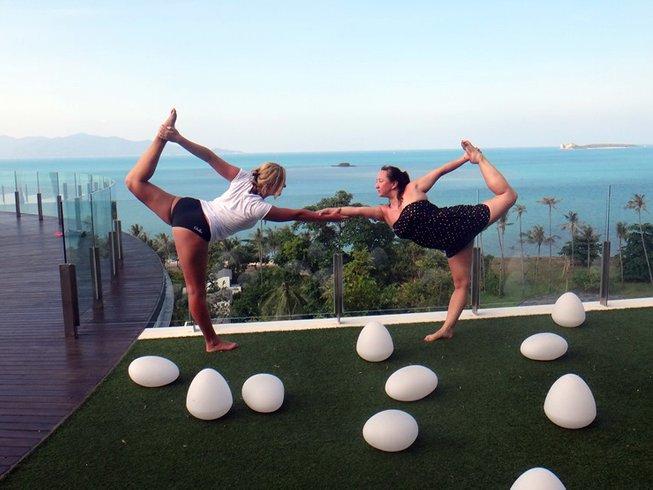 8 Days Luxury Bikram Yoga Easter Retreat in Thailand