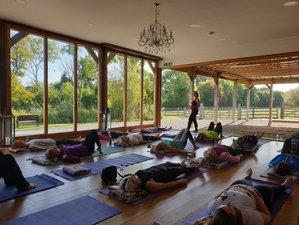 3 Tage Ländlicher Boutique Wellness Spa und Yoga Retreat in Großbritannien