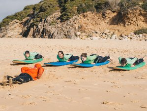 4 Day Women's Weekend Surf and Yoga Holiday in Cornwall