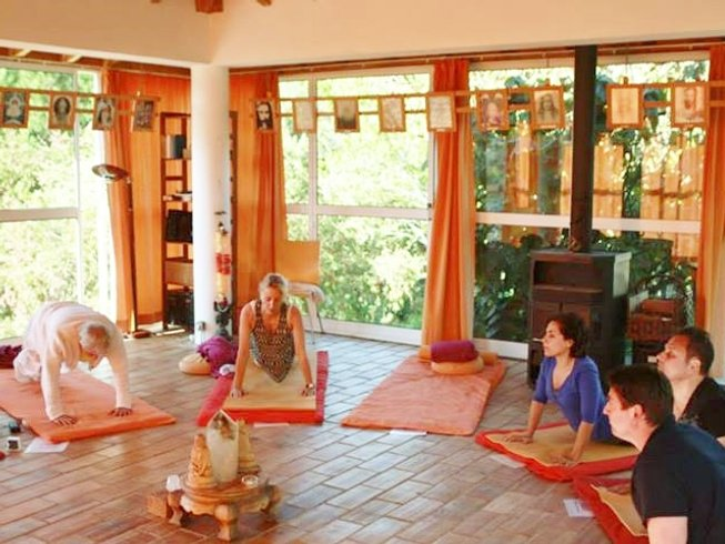 11 Days Yoga and Detox Retreat in Portugal