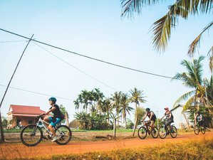 5 Days Angkor Cycling Adventure Holiday in Angkor, Cambodia