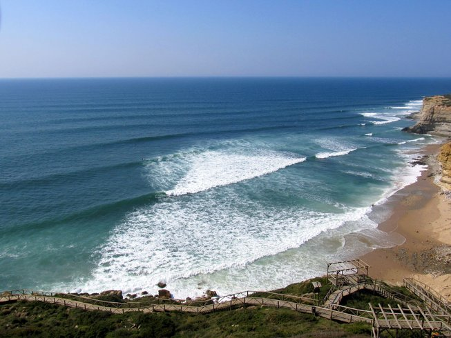 8 Days Surf and Unique Yoga Retreat in Ericeira, Portugal