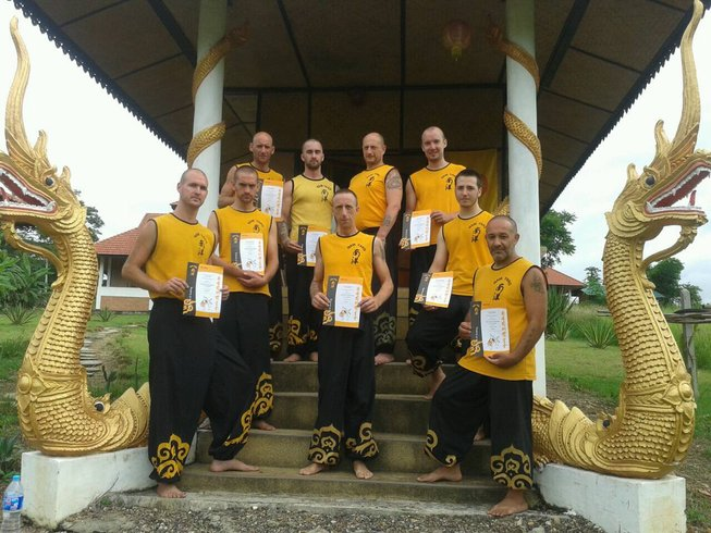 6 Months Kung Fu Apprentice Instructor Training in Pai, Thailand
