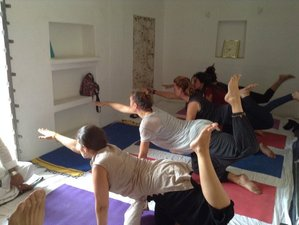 9 Days Health and Healing Therapeutic Yoga Retreat in Pushkar, India