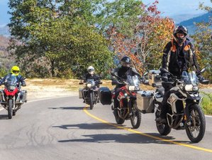 14 Day Myanmar and the Top of Thailand Guided Motorcycle Tour