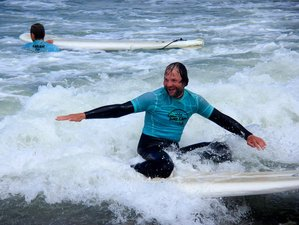 7 Days Advanced Surf Camp in Thisted, North Denmark