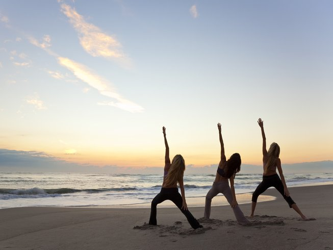 7 Days Beach Meditation and Yoga Retreat in Spain