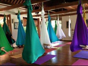 8 jours - 50 h de formation de professeur de yoga aérien à Bali