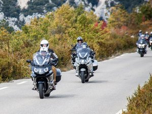 9 Day In the Heart of the Alps Guided Motorcycle Tour in France, Switzerland, Italy, Austria