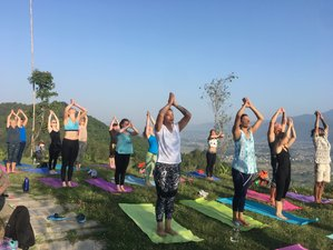 35 Day 300-Hour Yoga Teacher Training Course in Bagmati Pradesh