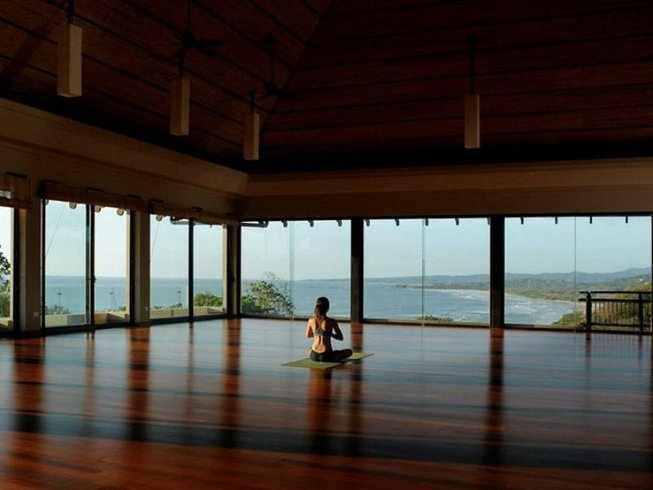 8 Days Healing Meditation Yoga Retreat in Costa Rica