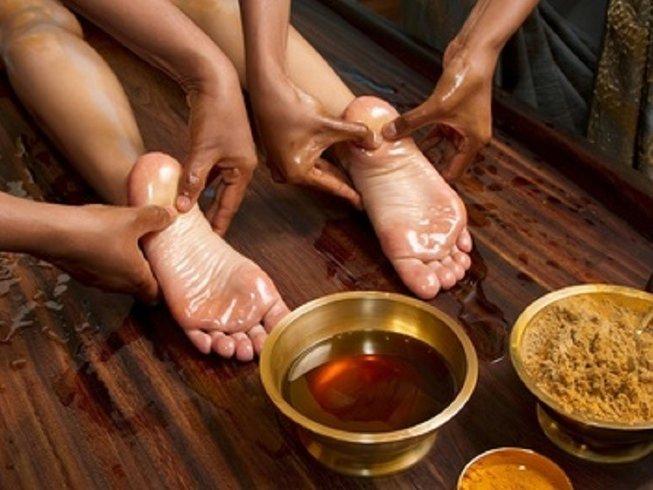 13-Daagse Wellness Yoga Retreat & Holi Festival in Rishikesh, India
