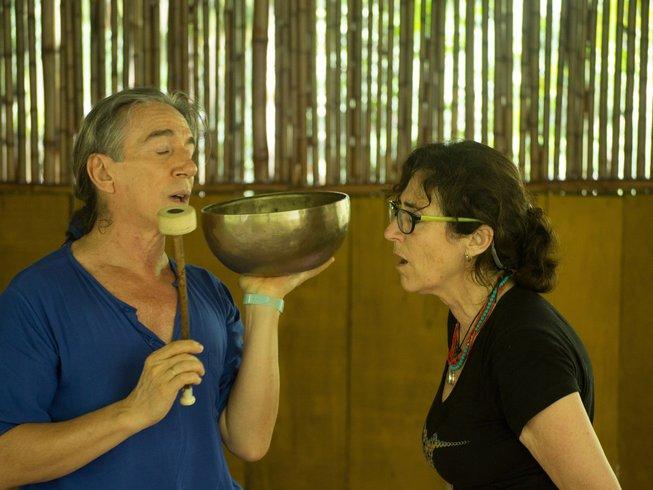 8 días retiro detox: yoga y chamanismo en la Amazonia de Perú