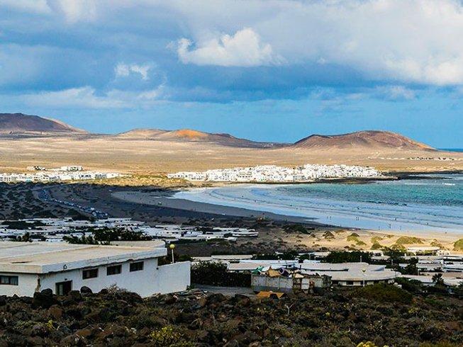 8 Days Advanced Spain Surf Camp