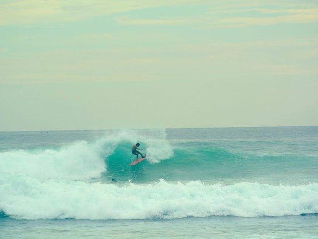 7  Days Beginner Surf Camp Sri Lanka