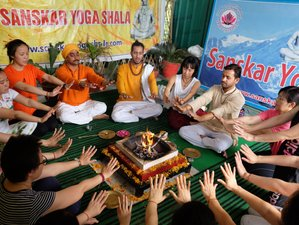 7 Day Kundalini Yoga Retreats in Rishikesh