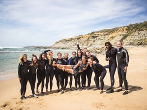 5 Days Into the Flow Yoga and Surf Retreat in Ericeira, Portugal
