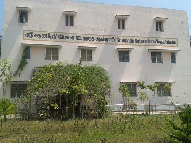 7-Daagse Rustgevende Meditatie en Yoga Retreat in Tamil Nadu, India