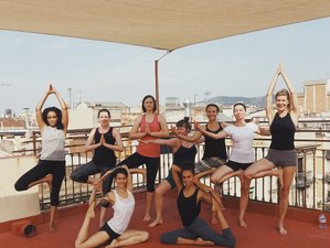 3 Day Urban Yoga Break in Barcelona City, Catalonia