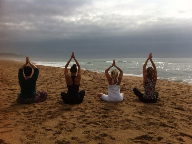 21 Days Yoga Teacher Training in South Africa