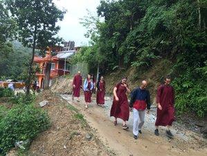 5 Days Transformation Healing Yoga Meditation Retreat in Kathmandu, Nagarjuna Forest, Nepal