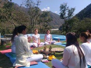10 Days Atam Sukha Wellness Retreat -  Yoga and Meditation in Rishikesh