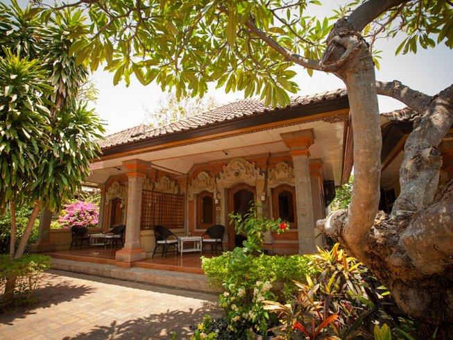14-Daagse Gezonde Ayurveda en Yoga Retraite in Bali, Indonesië