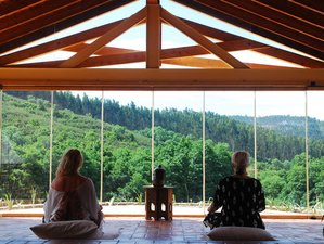 8-Daagse Meditatie en Yoga Retraite in Portugal