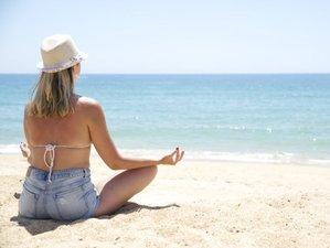 15 Days Iyengar Yoga Retreat in Algarve, Portugal