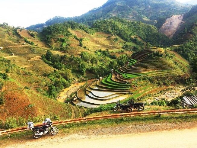 7 Days Guided Vietnam Motorbike Tour