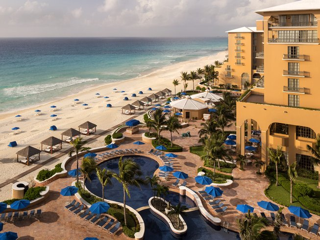 3 Days Luxury Ritz Carlton Cooking Holidays in Mexico