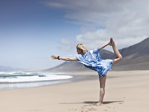 8 Days Budget Yoga Surf Holiday on Fuerteventura