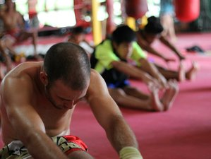 6 Months Innovative Muay Thai Training in Chiang Mai
