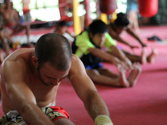 6 Months Innovative Muay Thai Training in Chiang Mai, Thailand