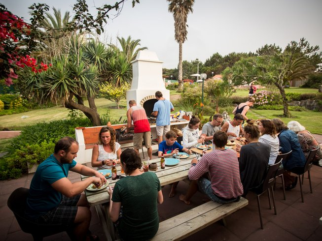 8 Days Surf and Yoga Retreat in Lisbon, Portugal