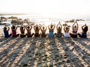 7 Day Yoga Holiday in the Paradise of Santa Teresa, Puntarenas
