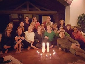 8 Days New Year Meditation and Yoga Retreat, France