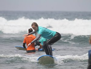 8 Days Thrilling Surf and Yoga Holiday in Ericeira, Portugal