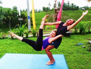 4 Day Deeply Relaxing Balinese Culture & Spa Ancient Yoga Awakening Retreat in Tabanan, Bali