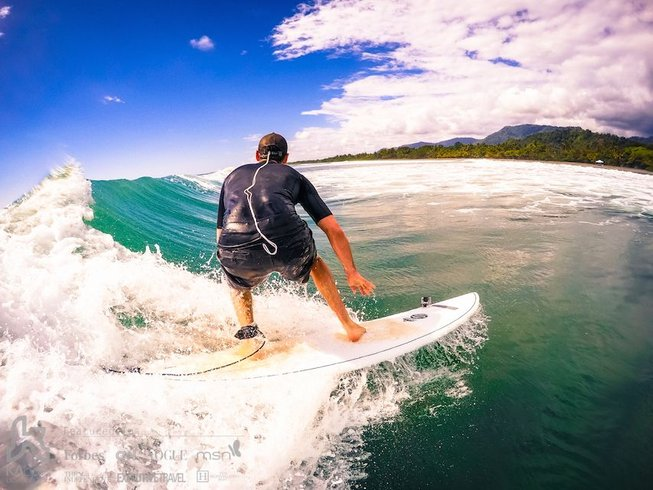 8 Days Luxury Surf Camp in Costa Rica