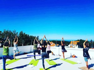 5 Days Vitalizing Yoga and Massage Retreat in Cascais, Portugal