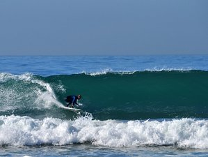 8 Days Intermediate Surf Camp in Tamraght, Morocco