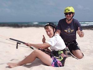8 Days Kitesurf Camp in Villaverde, Fuerteventura