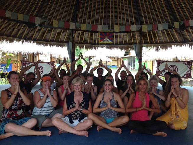 8 Days Meditation Energy Flow and Yoga Retreat in Bali, Indonesia