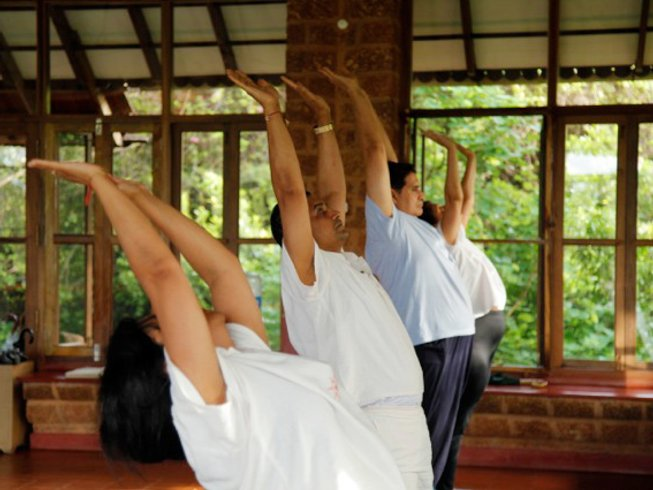 22 Days Health Meditation and Yoga Retreat in Gokarna, India