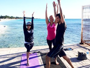 4 Days Gut-Healing Detox Retreat with Yoga and Meditation in Playa del Carmen, Mexico
