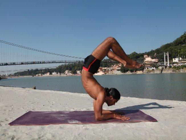 13-Daagse Ashtanga Vinyasa Yoga Cursus in Kerala