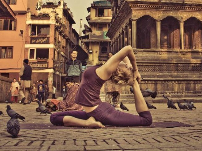 12 Days Trekking and Yoga Retreat in Nepal