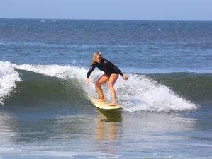 30 Day Surf Camp in El Nūro in Peruvian North Shore