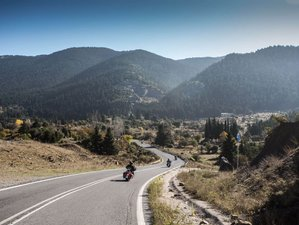 7 Day Guided Motorcycle Tour of the Hellenic Region Elladikon in Greece